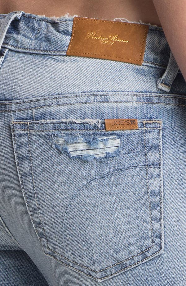 Alternate Image 3  - Joe's 'High Water' Relaxed Crop Jeans (Keri Vintage Reserve)