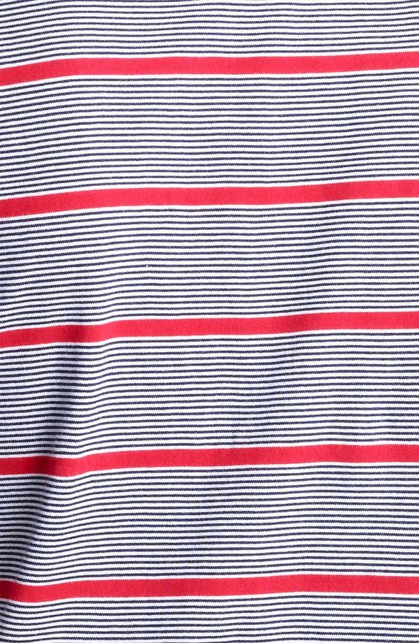 Alternate Image 3  - Junya Watanabe Stripe Jersey Cotton Polo