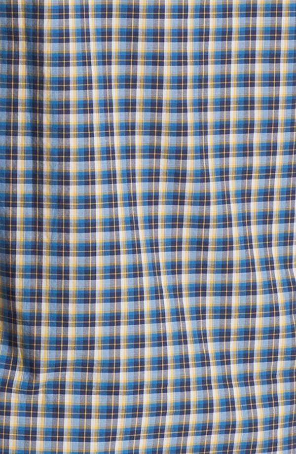Alternate Image 3  - Burberry Brit 'Adken' Plaid Sport Shirt