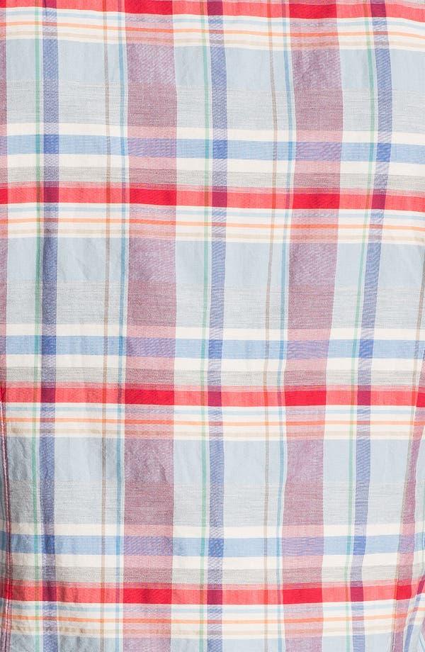 Alternate Image 3  - Ted Baker London 'Bigage' Trim Fit Sport Shirt