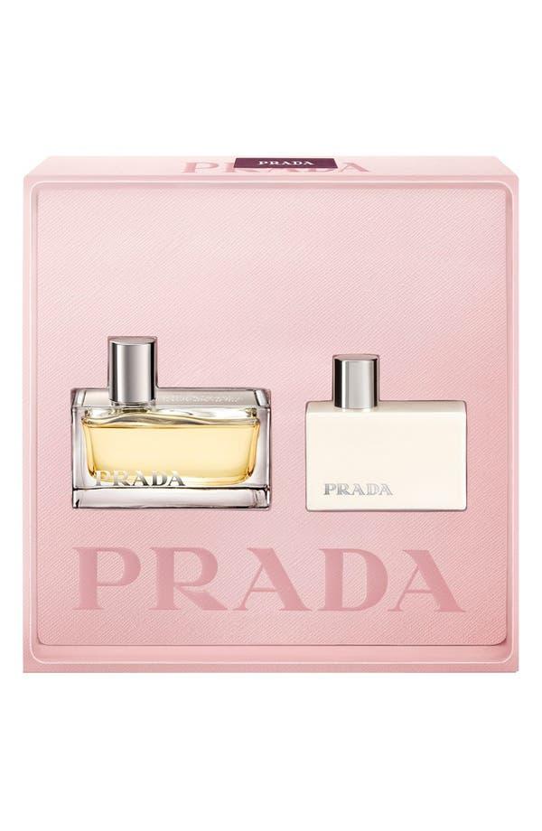 Alternate Image 1 Selected - Prada 'Amber' Gift Set ($136 Value)