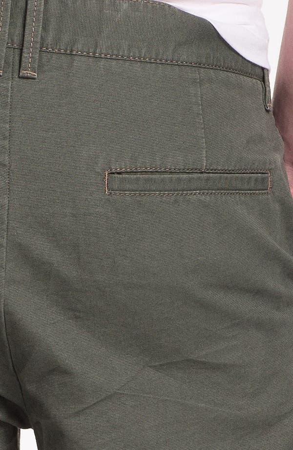 Alternate Image 5  - Topman Cargo Shorts