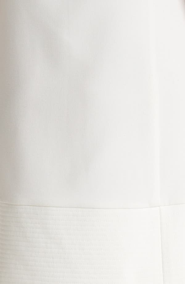 Alternate Image 3  - Rachel Roy Zip Front A-Line Dress
