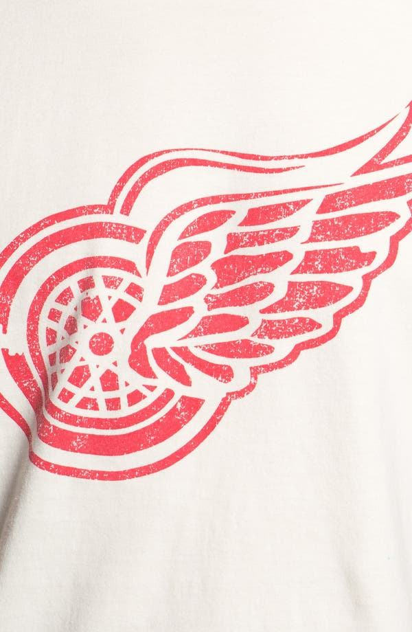 Alternate Image 3  - Red Jacket 'Detroit Red Wings - Remote Control ' T-Shirt