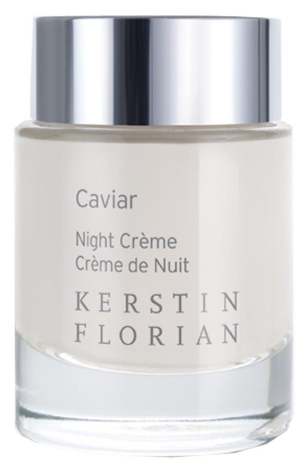Main Image - Kerstin Florian Caviar Night Crème