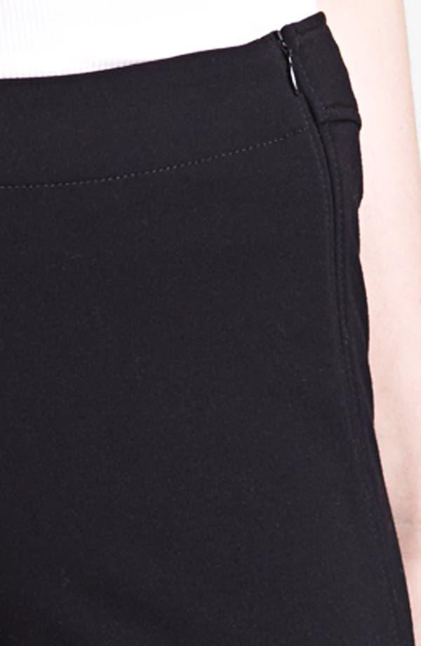 Alternate Image 3  - Moschino Cheap & Chic Side Zip Leggings