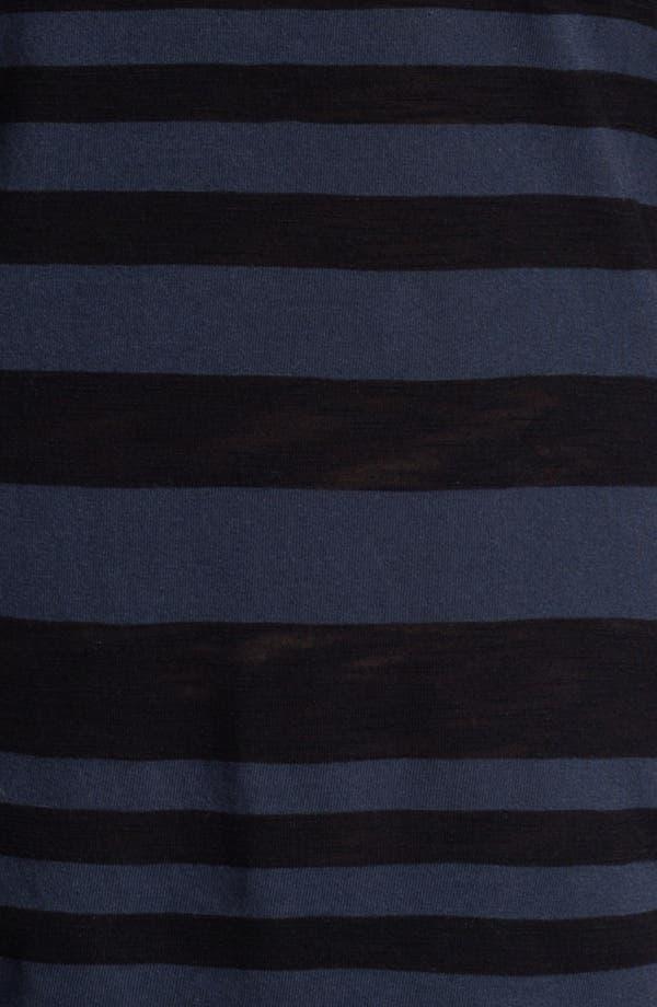 Alternate Image 3  - Three Dots One Pocket Stripe Tee