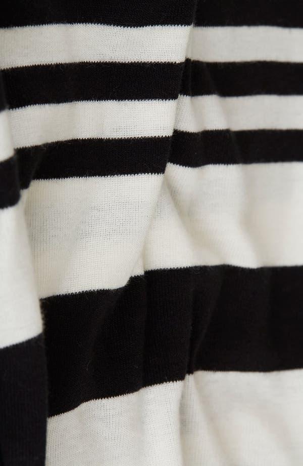 Alternate Image 3  - Topshop Long Sleeve Crop Tee (Petite)
