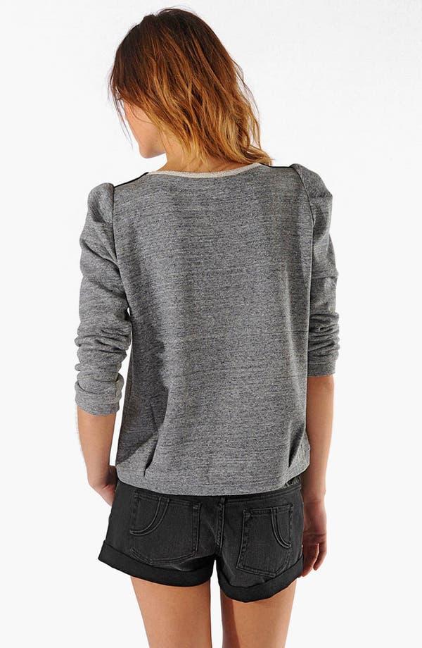 Alternate Image 2  - maje 'Cecilia' Sweatshirt