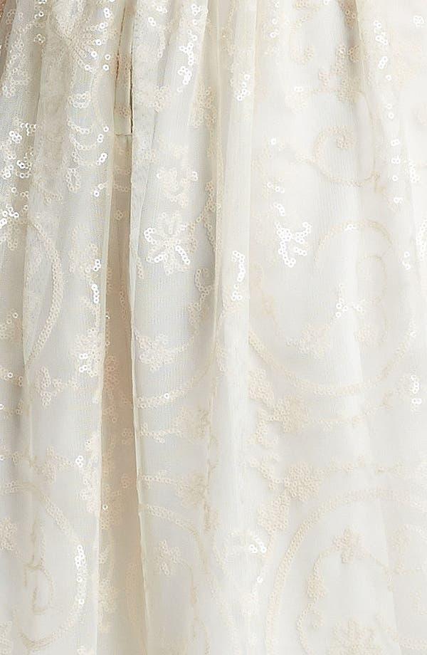 Alternate Image 3  - Jill Jill Stuart Embellished Mesh Fit & Flare Dress