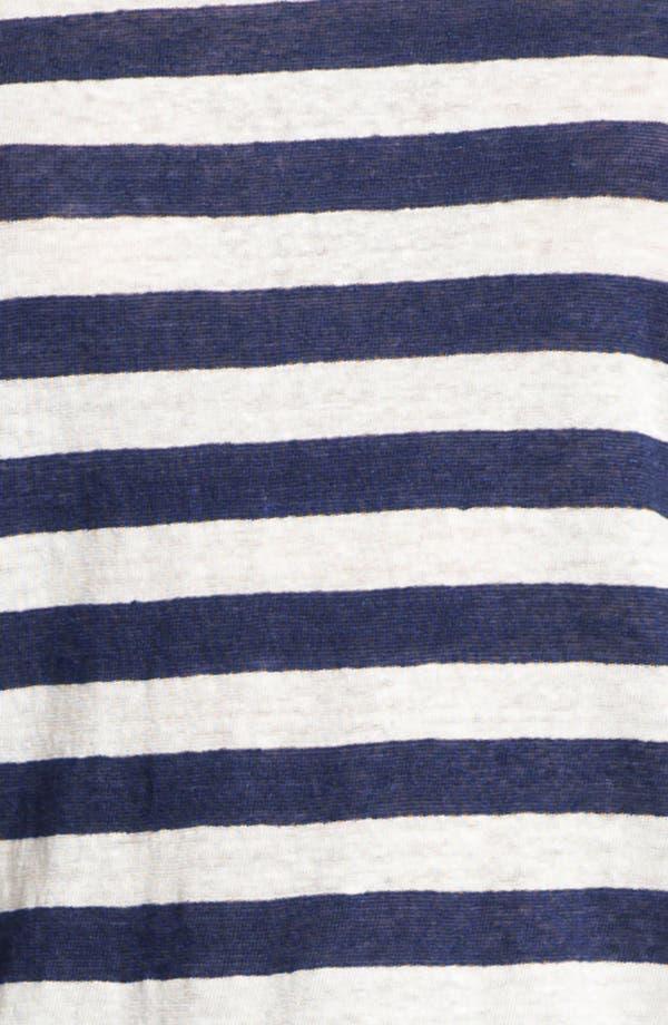 Alternate Image 3  - Theory 'Lisso' Stripe Tee