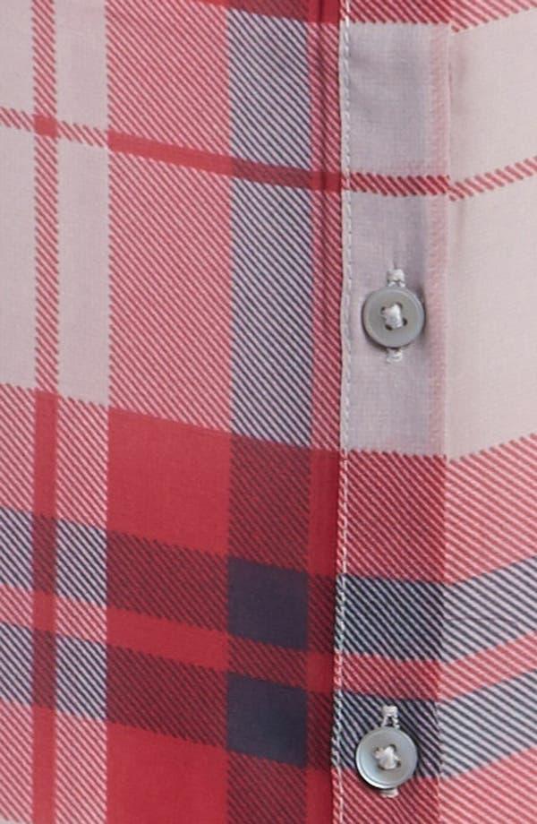 Alternate Image 3  - Tildon Sheer Sleeve Blouse
