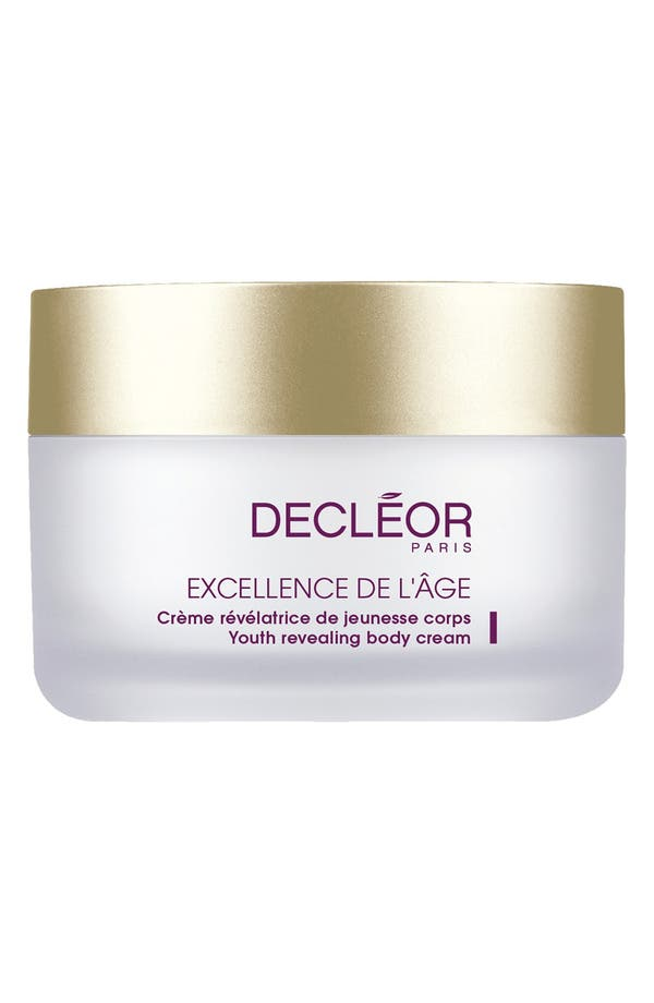 Alternate Image 1 Selected - Decléor 'Excellence de l'Age' Youth Revealing Body Cream