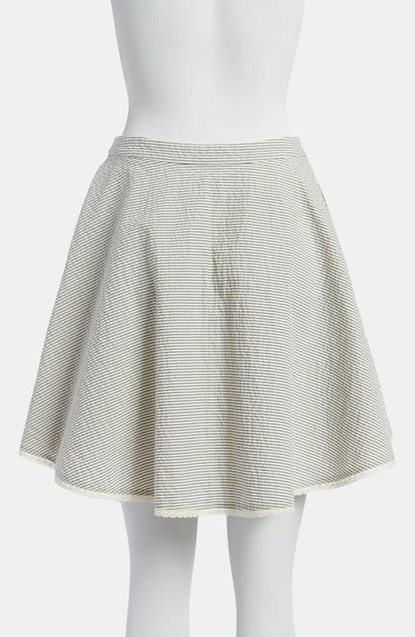 Alternate Image 2  - Leith Stripe Wrap Skirt