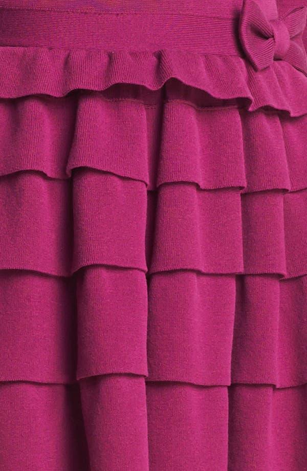 Alternate Image 3  - RED Valentino Ruffle Skirt Dress