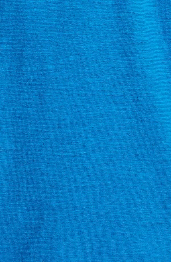 Alternate Image 3  - Eileen Fisher Asymmetrical Hemp & Organic Cotton Top (Regular & Petite)