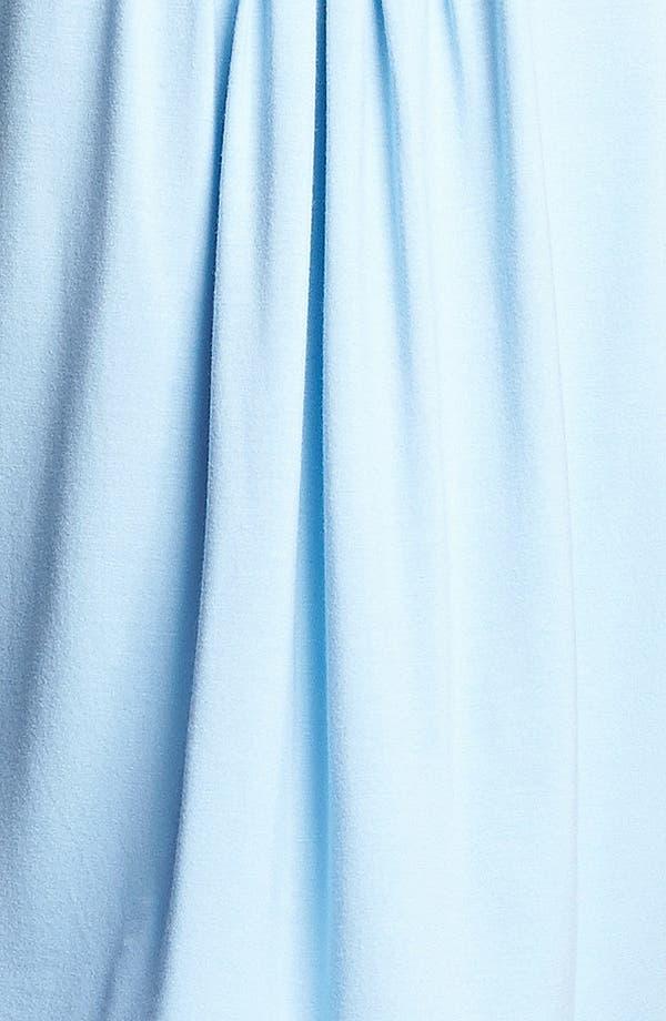 Alternate Image 3  - Midnight by Carole Hochman Lace Trim Capri Pajamas