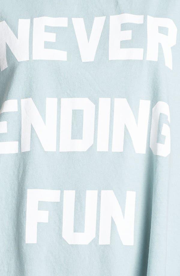 Alternate Image 3  - Wildfox 'Never Ending Fun' Tee