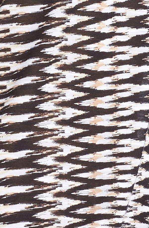 Alternate Image 3  - Ella Moss Print Tee