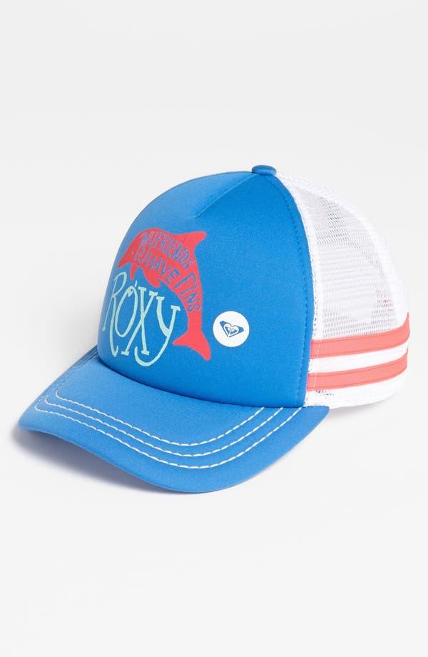 Alternate Image 1 Selected - 'Splashin' Trucker Hat (Girls)