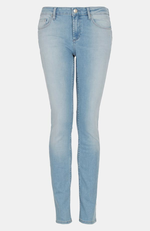 Alternate Image 1 Selected - Topshop Moto 'Baxter' Skinny Jeans