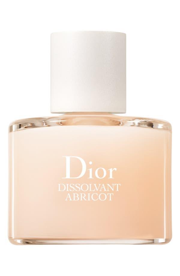 Alternate Image 1 Selected - Dior 'Dissolvant Abricot' Nail Polish Remover