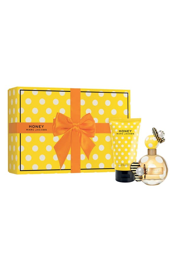 Alternate Image 1 Selected - MARC JACOBS 'Honey' Gift Set ($137 Value)
