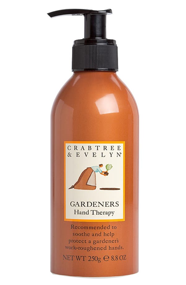 Alternate Image 1 Selected - Crabtree & Evelyn 'Gardeners' Hand Therapy Pump (8.8 oz.)