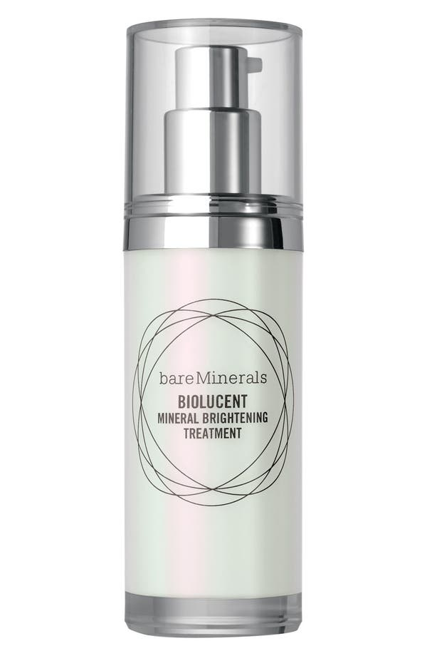 Main Image - bareMinerals® 'Biolucent' Mineral Brightening Treatment