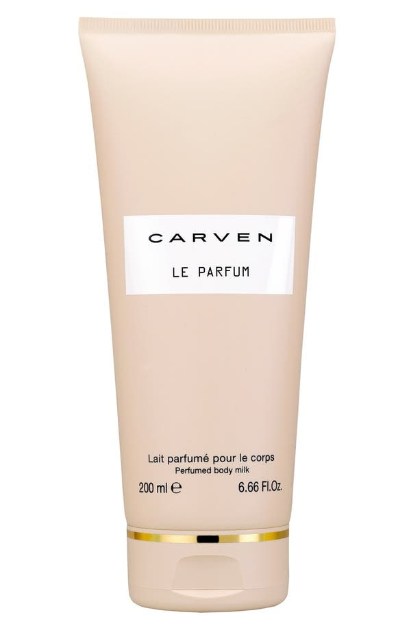 Alternate Image 1 Selected - Carven 'Le Parfum' Perfumed Body Milk