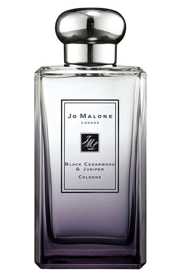 Alternate Image 1 Selected - Jo Malone™ 'Black Cedarwood & Juniper' Cologne (Limited Edition) (3.4 oz.)