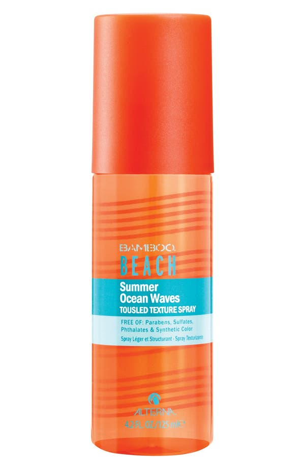 Main Image - ALTERNA® 'Bamboo Beach Summer - Ocean Waves' Tousled Texture Spray (Limited Edition)