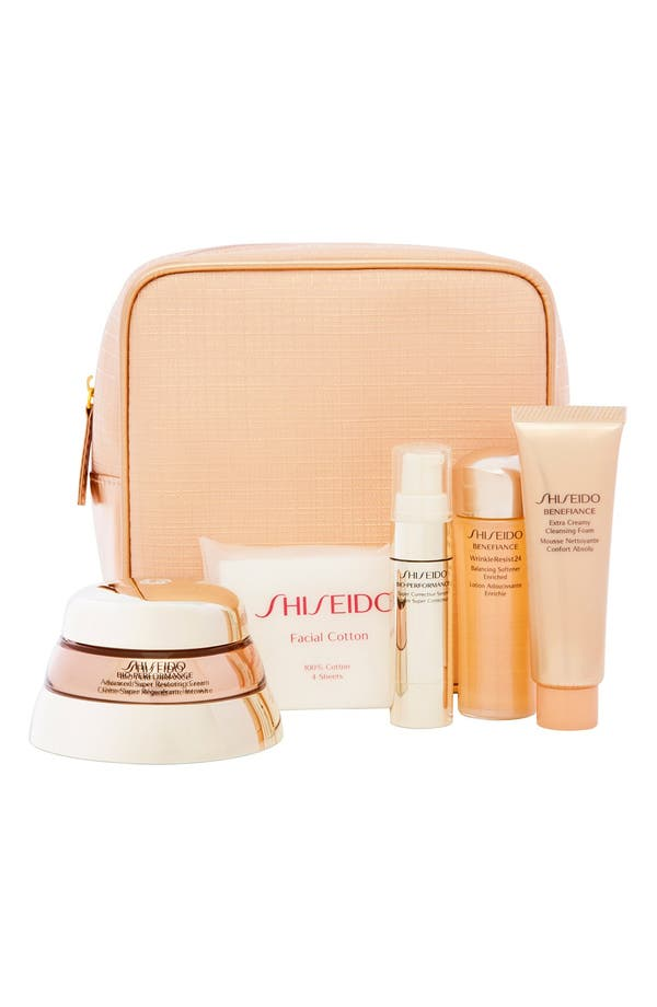 Main Image - Shiseido 'Bio-Performance - Firm & Restore' Set (Limited Edition) ($164 Value)