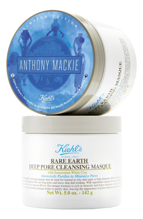 Alternate Image 1 Selected - Anthony Mackie for Kiehl's Since 1851 'Rare Earth' Deep Pore Cleansing Masque (Limited Edition)
