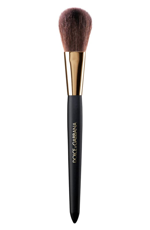 DOLCE&GABBANA BEAUTY Blush Brush