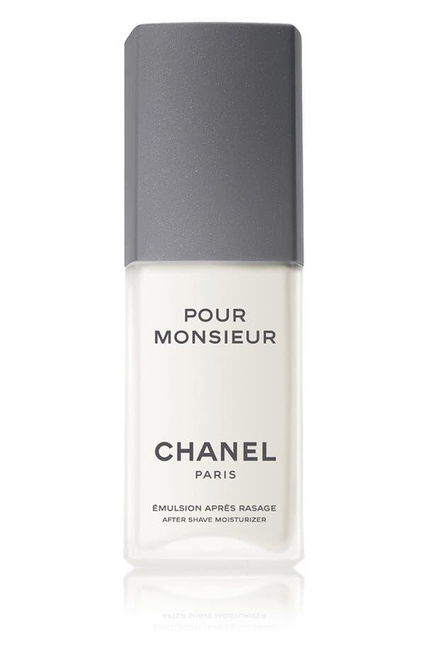 Main Image - CHANEL POUR MONSIEUR  After Shave Moisturizer