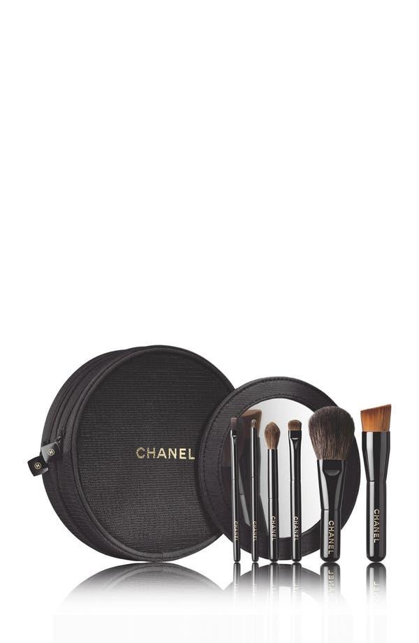 Alternate Image 1 Selected - CHANEL LES MINI DE CHANEL Mini Brush Set