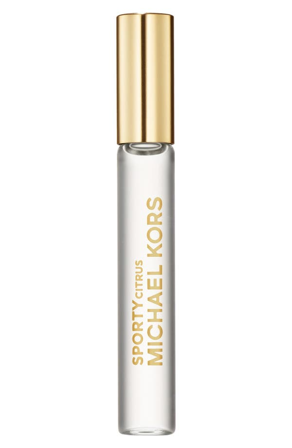 Alternate Image 1 Selected - Michael Kors 'Sporty Citrus' Eau de Parfum Rollerball