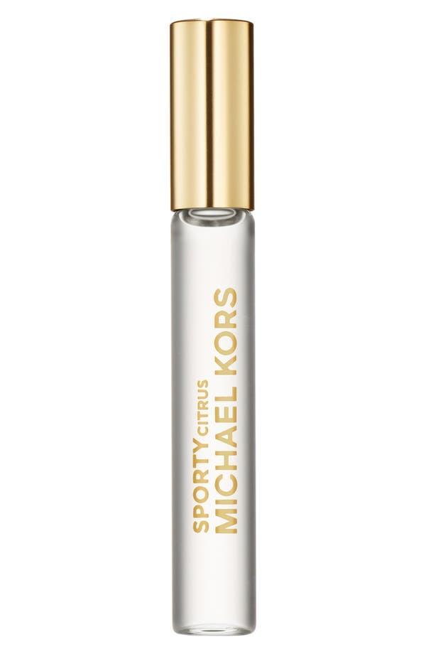 Main Image - Michael Kors 'Sporty Citrus' Eau de Parfum Rollerball