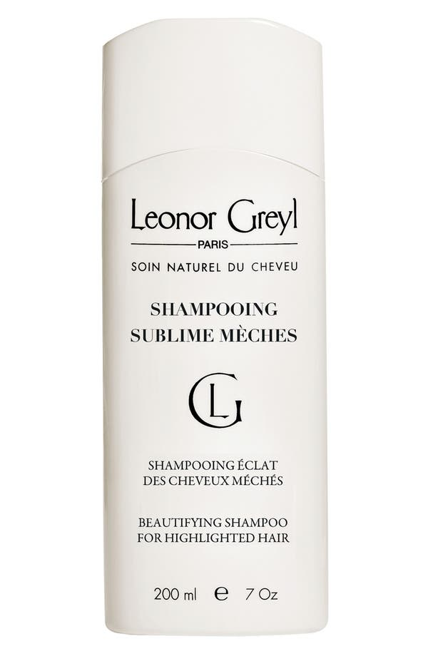 LEONOR GREYL PARIS Beautifying Shampoo for Highlighted Hair