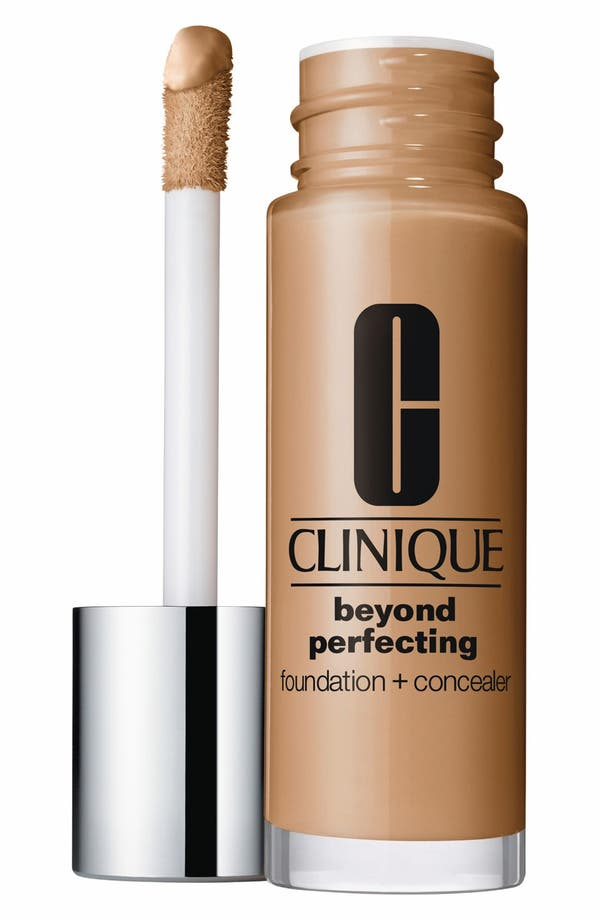 Main Image - Clinique Beyond Perfecting Foundation + Concealer