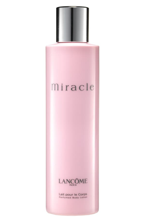 Alternate Image 1 Selected - Lancôme 'Miracle' Body Lotion