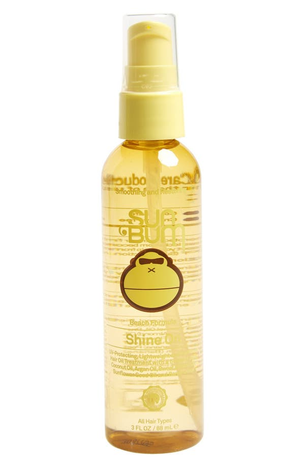 Main Image - Sun Bum 'Beach Formula - Shine On' Hair Oil Treatment