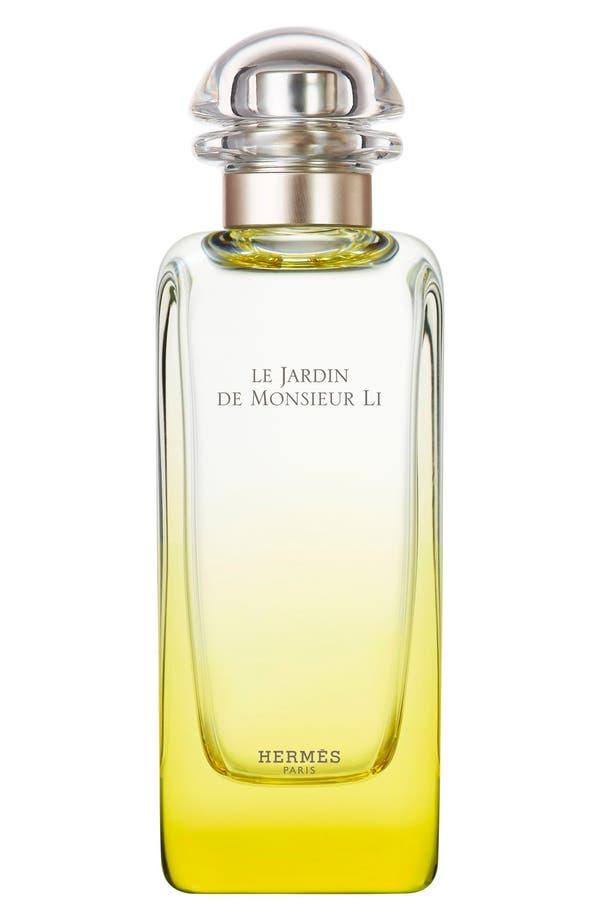 UN JARDIN Hermès Le Jardin de Monsieur Li
