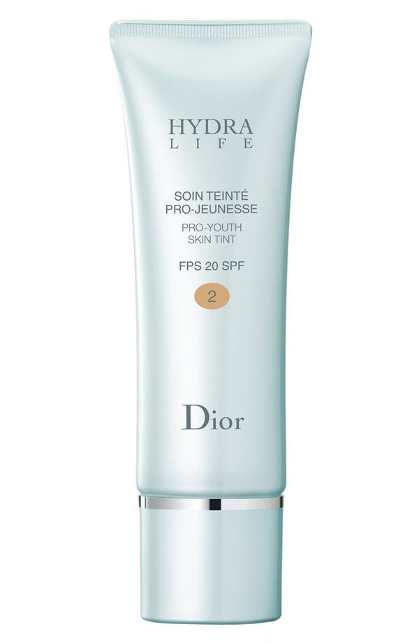 Alternate Image 1 Selected - Dior 'Hydra Life' Pro-Youth Skin Tint SPF 20