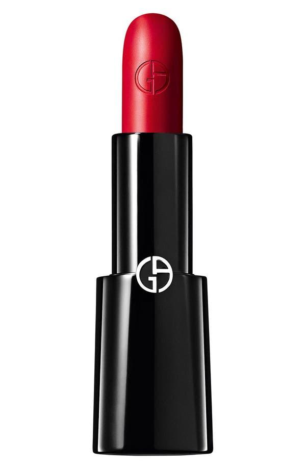 Alternate Image 1 Selected - Giorgio Armani 'Rouge d'Armani' Lipstick