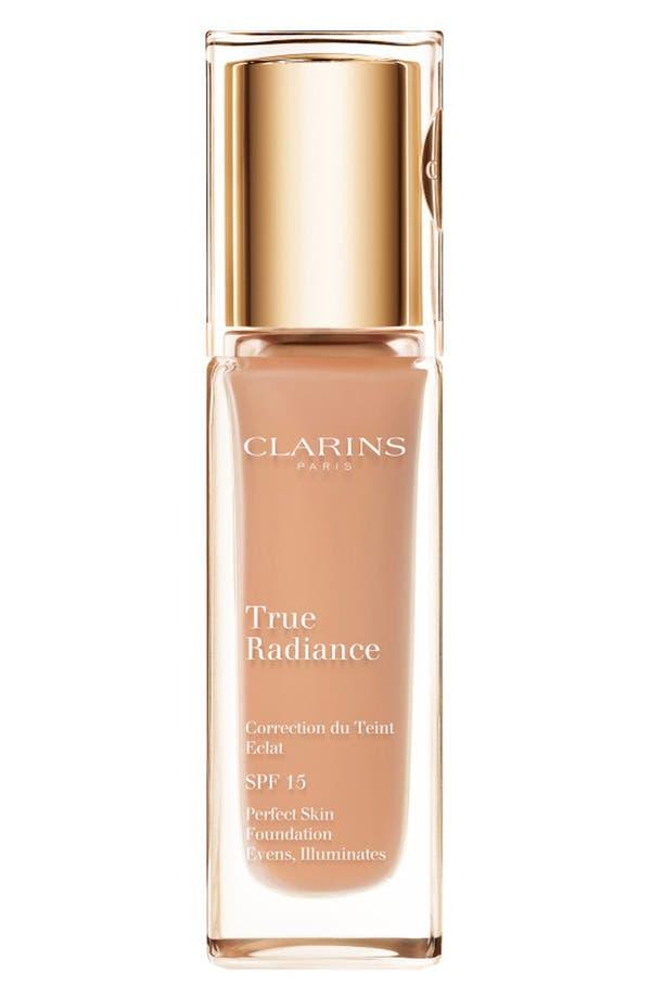 Main Image - Clarins 'True Radiance' SPF 15 Perfect Skin Foundation