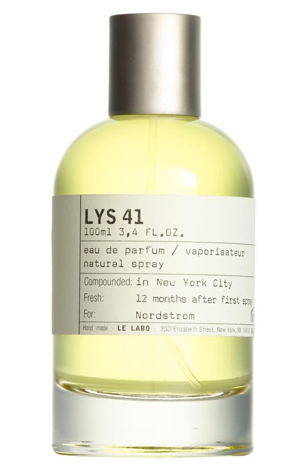Alternate Image 1 Selected - Le Labo 'Lys 41' Eau de Parfum
