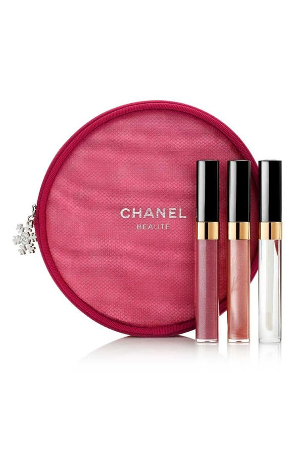 Alternate Image 1 Selected - CHANEL GIVE IT SHINE  Lip Trio (Limited Edition)