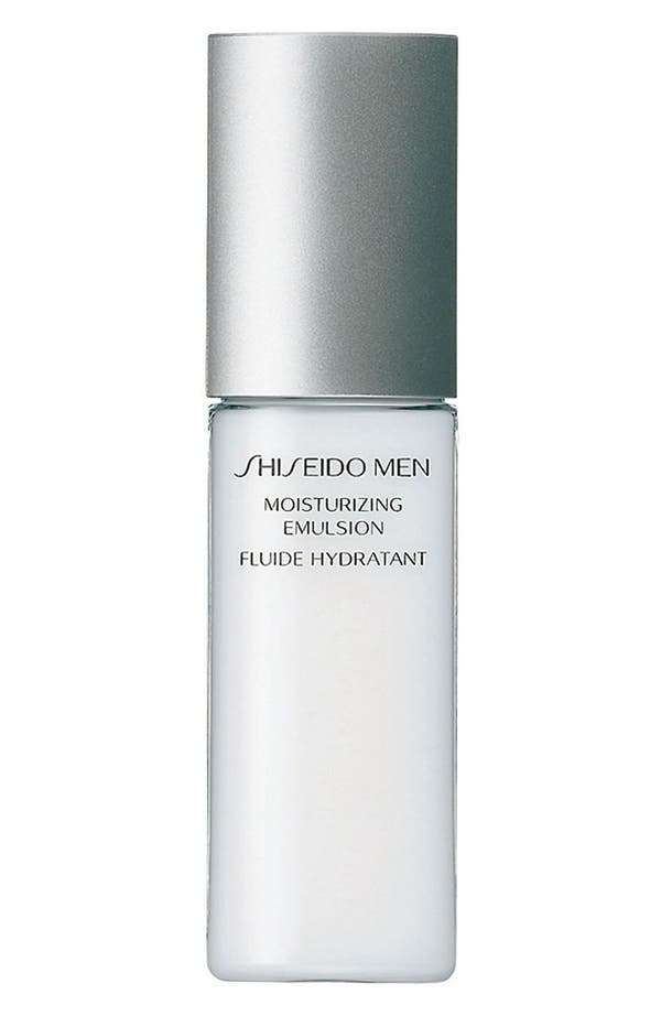 Main Image - Shiseido Men Moisturing Emulsion